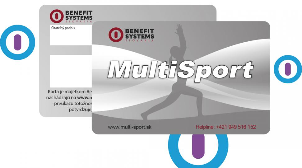 MultiSport Card